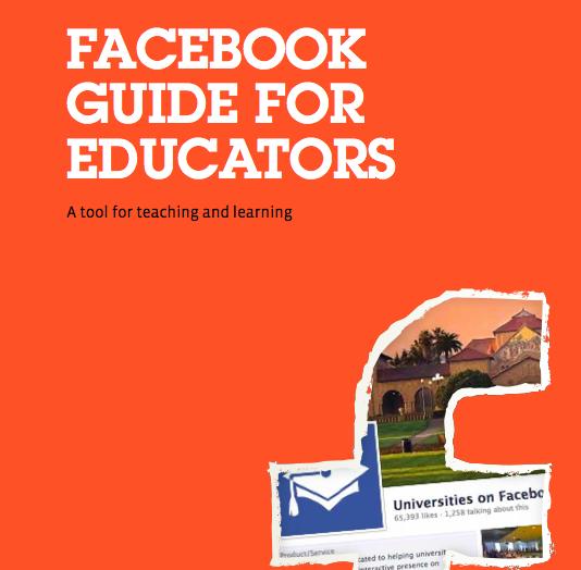 Facebook guide for educators