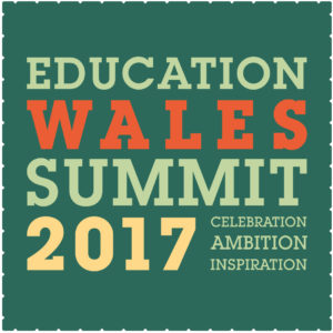Education Wales Summit 2017 logo