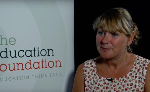 Ty Goddard talks to Dr Debra Kidd